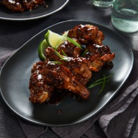 Sticky Chicken Drumettes